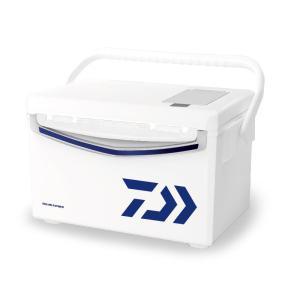 フィッシングクーラー ダイワ クールラインアルファ2 GU2500X ブルー|naturum-outdoor