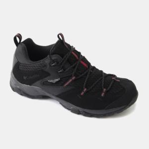 SABER III LO OMNI-TECH(セイバー 3 ロウオムニテック) Men's 8.5/26.5cm 010(BLACK RED)