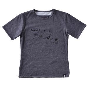 リバーシブルCLSカーディナルTシャツ M グレー