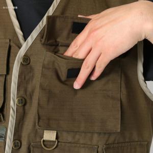 アウトドアベスト コロンビア Watauga Sanctuary Vest(ワタウガ サンクチュアリ ベスト) Men's L 347(SURPLUS GREEN) naturum-outdoor 10