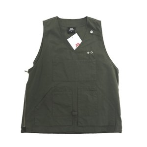 Utility Vest L OLIVE