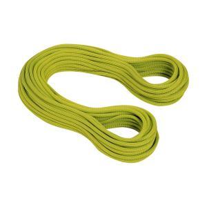 マムート 9.5 Infinity Dry 40m pappel×limegreen|naturum-outdoor