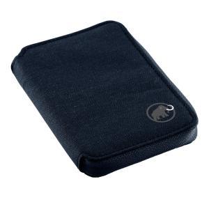 Zip Wallet Melange ワンサイズ marine