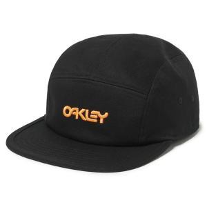 5 PANEL COTTON HAT ONE 02E BLACKOUT