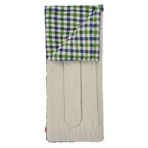 寝袋 防災 封筒型シュラフ コールマン(Coleman) フリースEZキャリー/C5 デザートサンド