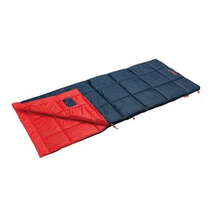 寝袋 防災 封筒型シュラフ コールマン(Coleman) パフォーマーIII/C5 オレンジ