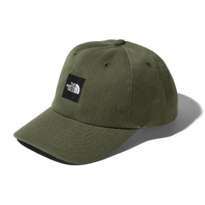 帽子・防寒・エプロン ザ・ノースフェイス SQUARE LOGO CAP(スクエア ロゴ キャップ) フリー NL(ニュートープライトグリーン)|naturum-outdoor