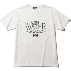 HE61909 S/S Be With Water Tee M W