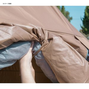 テント TENT FACTORY ワンポールテントTC(ポリコットン)|naturum-outdoor|12