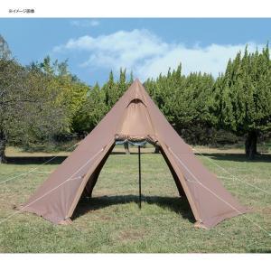 テント TENT FACTORY ワンポールテントTC(ポリコットン)|naturum-outdoor|05