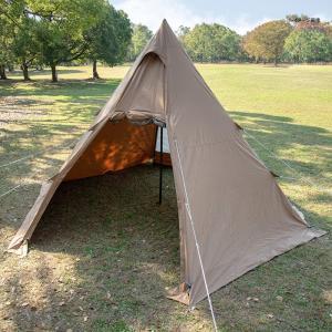 テント TENT FACTORY ワンポールテントTC(ポリコットン)|naturum-outdoor|09