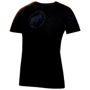 Mammut Logo T Shirt AF Men's M 00253(black PRT1)