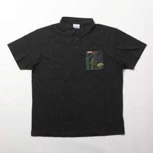 ポーラー パイオニア ショート スリーブ ポロ L 010(BLACK)