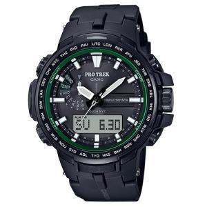 アウトドアウォッチ・時計 プロトレック PRW-S6100Y-1JF ブラック|naturum-outdoor