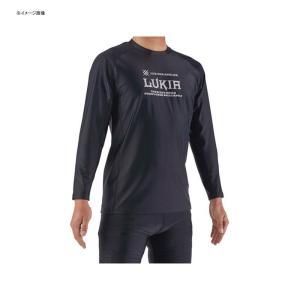 ルキアUV ラッシュゲームシャツ M ブラック