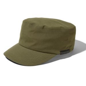 GORE-TEX WORK CAP(ゴアテックス ワーク キャップ) S OL(オリーブ)