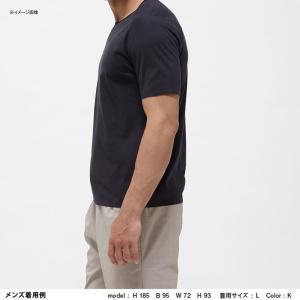 アウトドアシャツ ザ・ノースフェイス TECH LOUNGE S/S TEE(テック ラウンジ ショット Tシャツ) L K(ブラック)|naturum-outdoor|06