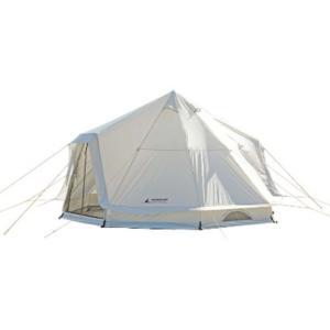 テント キャプテンスタッグ CSクラシックス ワンポールテントDXオクタゴン460UV