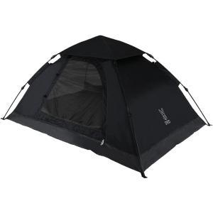 テント DOD ワンタッチテント ブラック