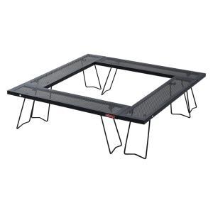 ■サイズ:L ■カラー:BK ■ジャンル:アウトドアテーブル・チェア・スタンド/アウトドアテーブル/...