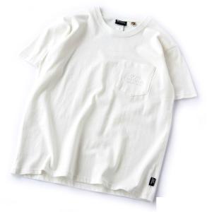 ロゴプリントP付きTEE M 01(ホワイト)
