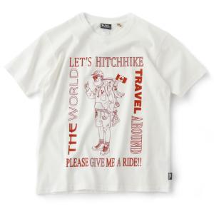 HITCHHIKE TEE M 01(ホワイト)