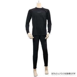 RBB ラッシュガード19 【限定カラー】 M BLK×ブラック