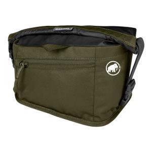 マムート Boulder Chalk Bag one size 4073(olive-black)
