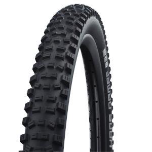 自転車タイヤ・チューブ シュワルベ 正規品 ハンスダンプ Perf MTB用 サイクルタイヤ ETRTO:60-584 27.5×2.35 ブラックの画像