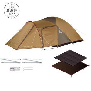 ファミリー キャンプ テント スノーピーク アメニティドームMセット 2020年スノーピーク福袋