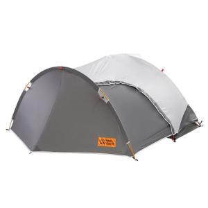 テント ドッペルギャンガー バイクツーリングテント1 グレー