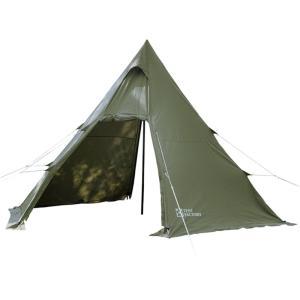テント TENT FACTORY TC ワンポールテント R1 MG|ナチュラム PayPayモール店