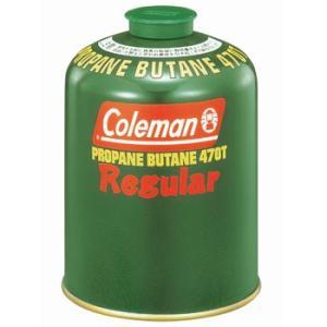 ガス燃料 コールマン(Coleman) 純正LPガス燃料[Tタイプ]470g|naturum-outdoor