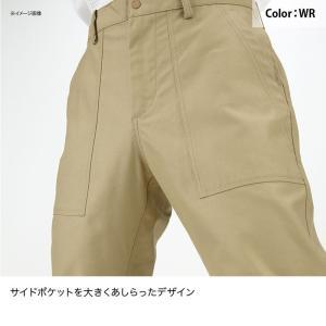 アウトドアパンツ ヘリーハンセン HOE21754 Anti Flame Pants(アンチ フレイム パンツ) M WR(ウェットロープ) naturum-outdoor 09