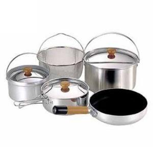 ■ジャンル:調理器具・調理用品/クッカーセット/ファミリークッカーセット ■メーカー: ユニフレーム...