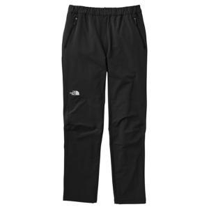 アウトドアパンツ ザ・ノースフェイス ALPINE LIGHT PANT(アルパイン ライト パンツ) Men's M K(ブラック)|naturum-outdoor