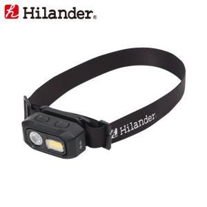 アウトドアライト ハイランダー 480ルーメン LEDヘッドライト(USB充電式)の画像