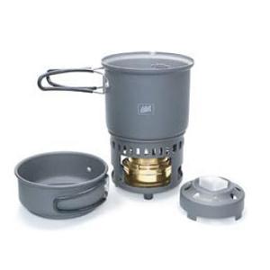 ■サイズ:985ml ■ジャンル:調理器具・調理用品/クッカーセット/アルミ製ソロクッカーセット ■...