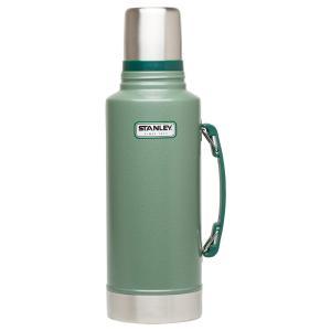 水筒&ボトル&ポリタンク スタンレー Classic Vacuum Bottle クラシック真空ボトル 1.9L グリーン