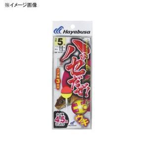 ハヤブサ ハゼだぜ 玉ウキセット 4.5m 鈎7/ハリス1 赤