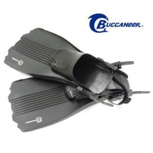 フローター本体 Buccaneer フローターフィン ブラック