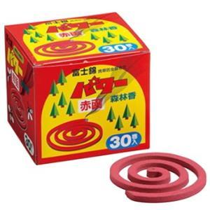 防犯・護身用品 児玉兄弟商会 パワー森林香(赤色)30巻入り|naturum-outdoor