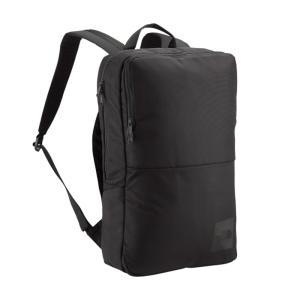 デイパック・バックパック ザ・ノースフェイス SHUTTLE DAYPACK SLIM(シャトル デイパック スリム) 18L K(ブラック)|naturum-outdoor