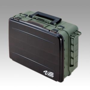 タックルボックス メイホウ VS-3080 マットグリーン