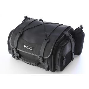 モーターサイクル用品 タナックス ミニフィールドシートバッグ MFK-100 ブラック|naturum-outdoor