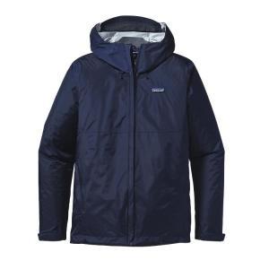 ジャケット(メンズ) パタゴニア M's Torrentshell Jacket(メンズ トレントシェル ジャケット) S NVYB(Navy Blue)