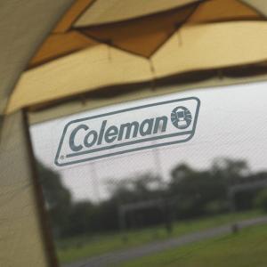 テント コールマン(Coleman) ラウンドスクリーン2ルームハウス スタートパッケージ【別注モデル】 オリーブ×コヨーテ naturum-outdoor 18