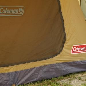 テント コールマン(Coleman) ラウンドスクリーン2ルームハウス スタートパッケージ【別注モデル】 オリーブ×コヨーテ naturum-outdoor 09