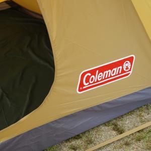 テント コールマン(Coleman) ラウンドスクリーン2ルームハウス スタートパッケージ【別注モデル】 オリーブ×コヨーテ naturum-outdoor 10