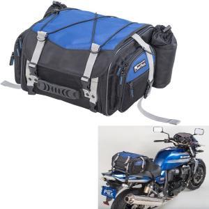 モーターサイクル用品 タナックス ミニフィールドシートバッグ MFK-219 ネイビーブルー|naturum-outdoor